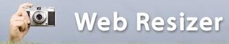 logo web resizer