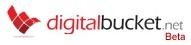 logo digital bucket