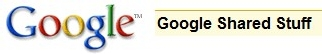 Google Share Stuff - le bookmarking selon Google