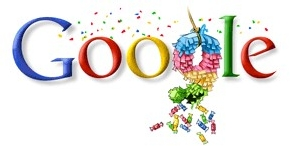 logo de google 9 ans