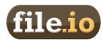 File.io - Stockage et partage de fichiers gratuits ( stockage limité dans le temps )