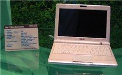 Un eeePC avec un écran de 8,9 pouces pour cet été en France ?