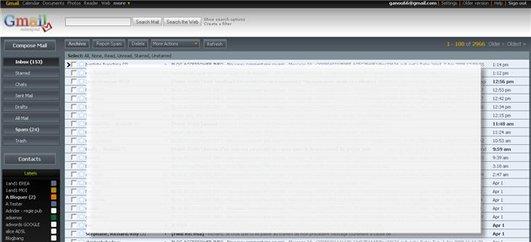 Cela vous plairait d'avoir votre Gmail comme ça ?