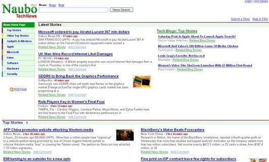 Et ben, c'est Google qui va être content :)