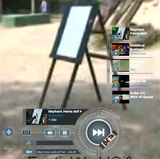 iSofa.tv - une autre façon de regarder des vidéos en ligne
