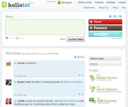 HelloTXT est maintenant Bidirectionnel