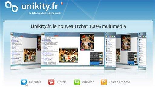 Unikity - Le Tchat nouvelle génération ( bientôt en Beta privée )