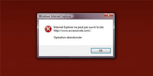 [info importante] Sitemeter fait planter les sites sous Internet Explorer