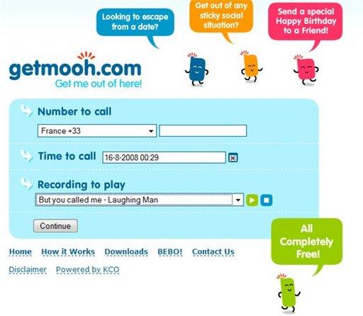 Getmooh - le canular téléphonique version 2.0