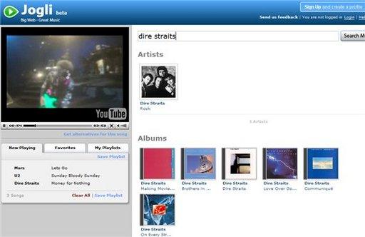 [musique] Jogli - 12 millions d'albums en libre écoute