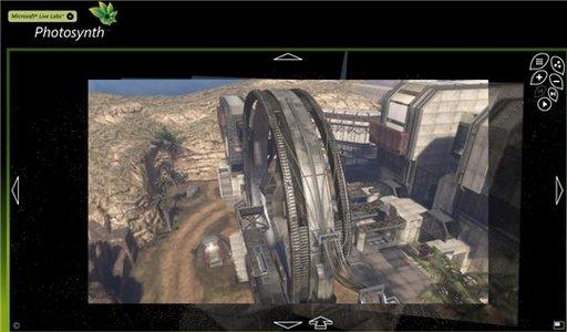 Microsoft vient de mettre en ligne Photosynth - vos images en 3D