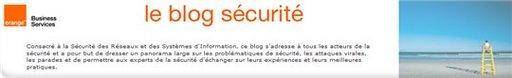[coup de pouce] Blog sécurité orange, Touareg un WebOS sous Silverlight, Chambé Carnet, et les radios d'Info Jeunes