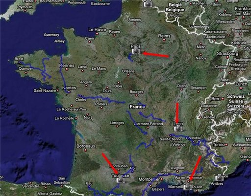 Google Street View en France