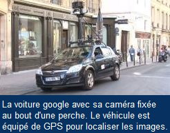 Gogole Street View - L'interview de Luc Vincent