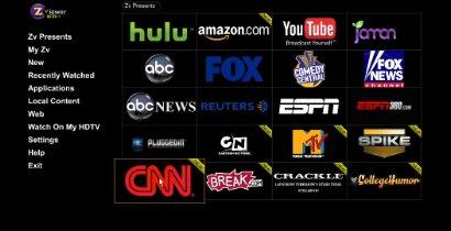 Zviewer - Toutes les vidéos du Net sur votre écran de TV