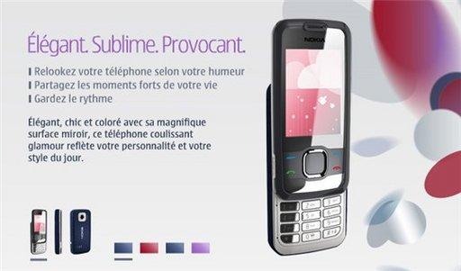 [Anniversaire AccessOWeb ] Un Nokia 7610 Supernova à gagner
