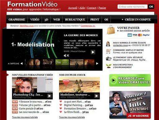 [Anniversaire AccessOWeb ] Emob offre 5 abonnements de 3 mois à toutes ses formations vidéos