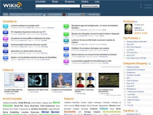 Mais ou sont passés les blogs chez Wikio ?