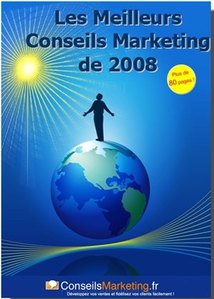 L'eBook gratuit de Conseils Marketing