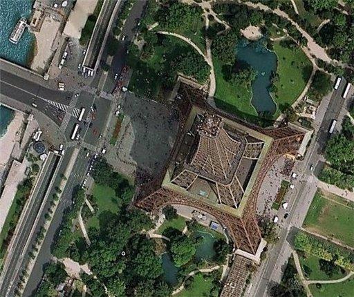 e-CORCE - Projet d'images hautes résolutions de la terre vue du ciel