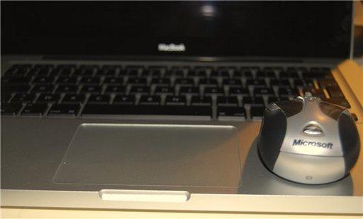 Moi un Mac User ? pas encore complètement