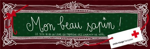 Avec Mon Beau Sapin, offrez un cadeau aux enfants qui n'auront rien à Noël