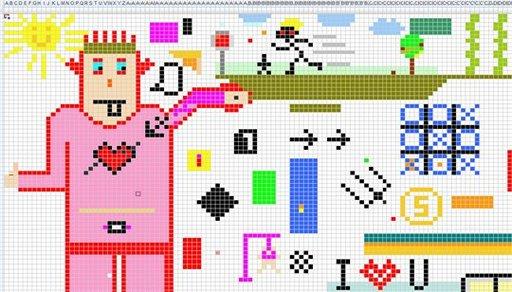 Faites de l'art sur Google Tableur