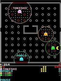 PAC MAN en multi joueurs sur mobile