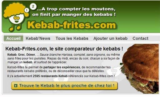 Kebab - frites - un comparateur de Kebab en France