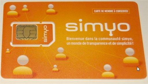 Simyo - Test de l'opérateur téléphonique et bientôt de très gros cadeaux
