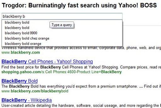 Le moteur de recherche le plus rapide du monde