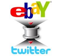 Twibler - Vous vendez sur eBay ? Alors dites le sur Twitter