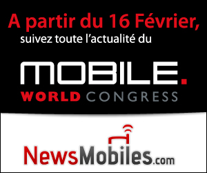 News Mobiles à l'heure du Mobile World Congress