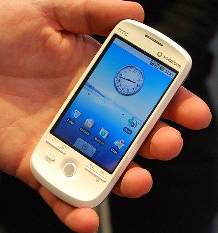 SFR proposera le HTC Magic ou HTC G2 Android à partir de fin avril
