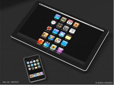 Apple préparerait il un Netbook ou une tablette tactile ?