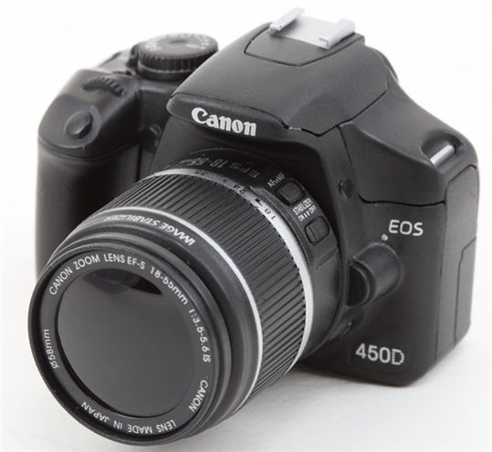 40 Dollars - Vraiment cher ce Canon EOS 450D ?