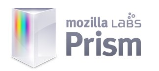 Mozilla Prism - Faites de vos sites favoris une application de bureau