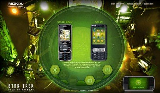 Nokia s'offre Star Trek