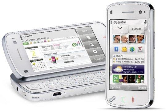 Le Nokia N97 le 2 juin 2009 aux US