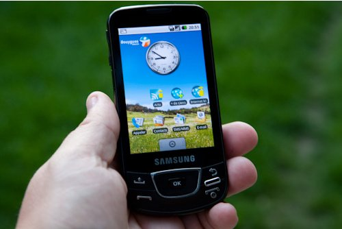 Samsung Galaxy ou i7500 - Samsung sous Android