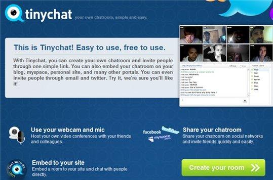 TinyChat - Le remplaçant de Yahoo Live ?