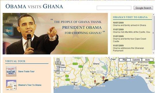 Promotion du Ghana : Le ministre du tourisme et Google s'associe