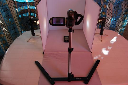 Le Studio Photo pour Blogueur de chez Pearl