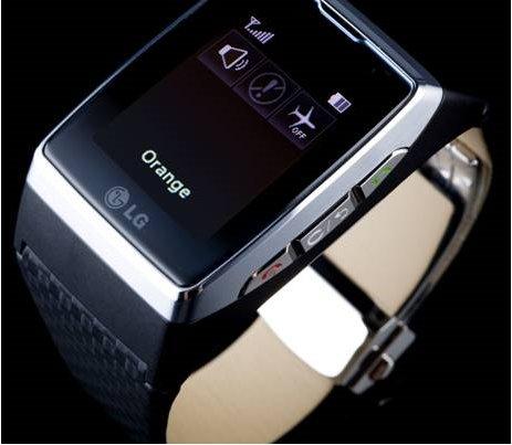 Exclu - La montre téléphone LG GD910 chez Orange le 6 aout 2009