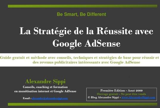 [livre blanc] La stratégie de la réussite avec Google Adsense