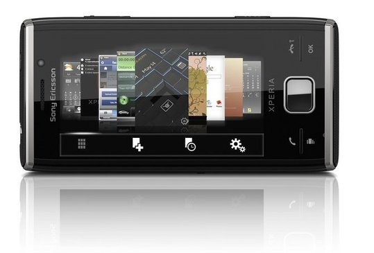 Sony Ericsson Xperia X2 - Sony Ericsson revient en force