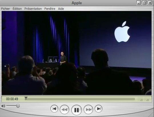 La vidéo de la Keynote Septembre 2009