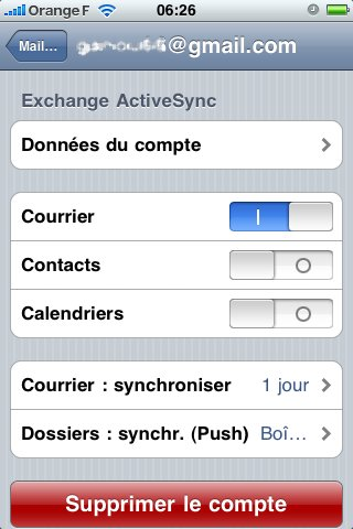 Le Push mail pour Gmail arrive ... enfin ( iPhone et windows mobile )