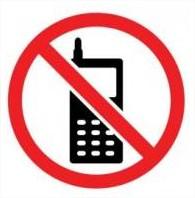 Interdiction des portables dans les écoles ... Ouchhhh ça va être dur !!!