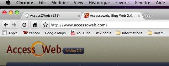 Télécharger Google Chrome pour MAC